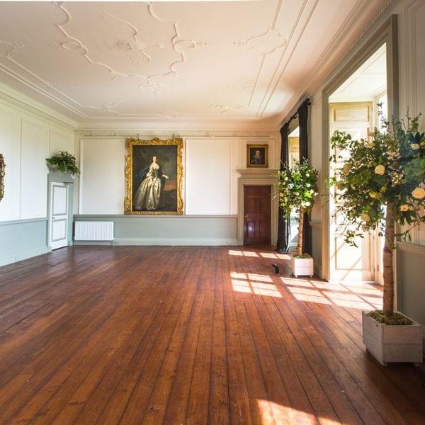 Capheaton Hall Rooms