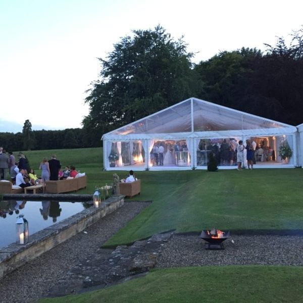 Wedding Marquee Northumberland