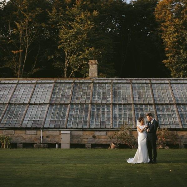 Northumberland Wedding at Capheaton Hall