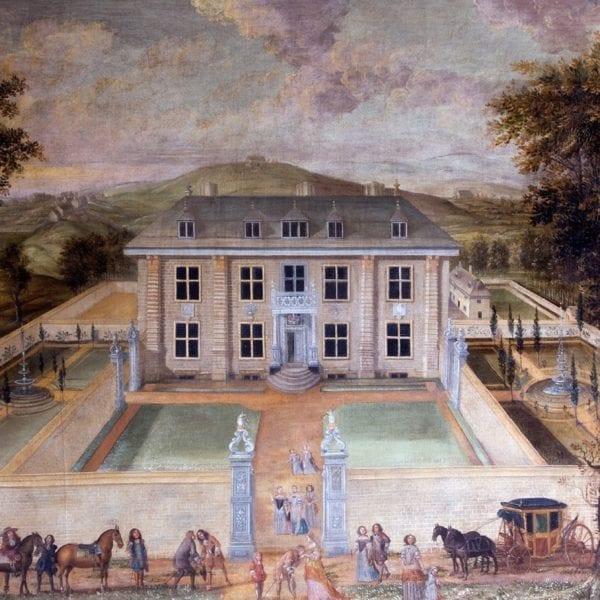 History of Capheaton Hall
