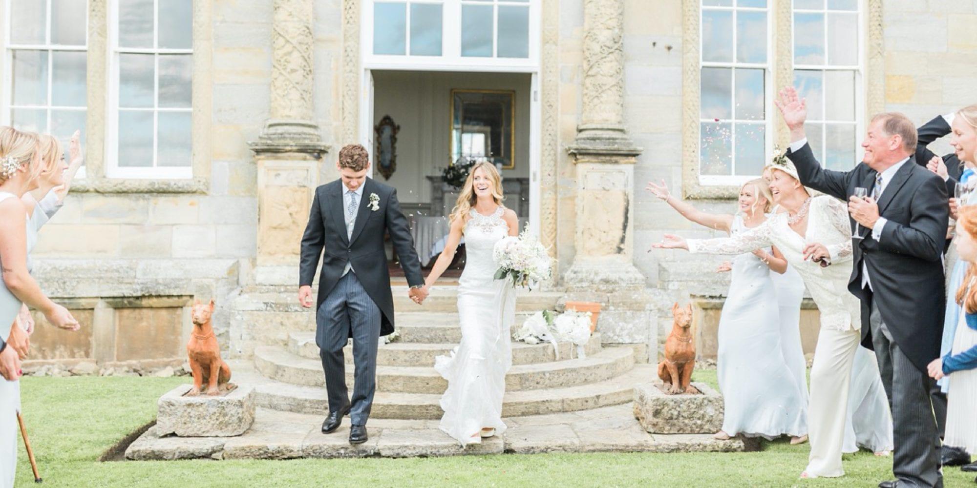 Weddings at Capheaton Hall
